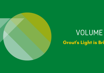 Grout's Light is Bright: V17