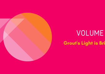 Grout's Light is Bright: V18