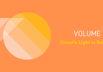 Grout's Light is Bright: V28